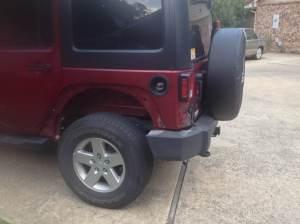 Sad Jeep