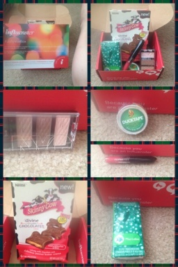Influenster Jolly Vox Box Preview