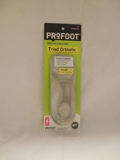 Pro Foot Insert