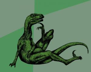 Philosoraptor-Meme-Is-Thinking-While-Scratching-With-Its-Toe