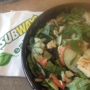 Subway PiYo meal hack